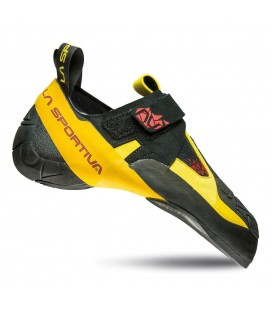 Skwama   Black Yellow - La Sportiva