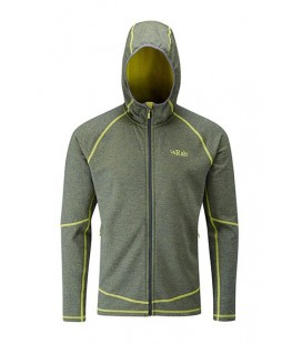 Jersey NUCLEUS HOODY hombre - RAB
