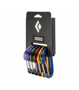 NEUTRINO CARABINER RACKPACK - BLACK DIAMOND