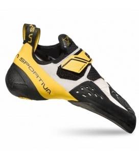Solution White  Yellow - La Sportiva
