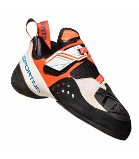 Solution Ws Lily Orange - La Sportiva