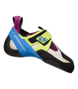 Skwama Woman - Green/ Blue - La Sportiva