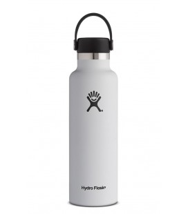 Hydro Flask - Standard Mouth 21oz - White