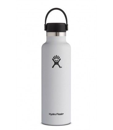 Hydro Flask - Standard Mouth 21oz - Blanc