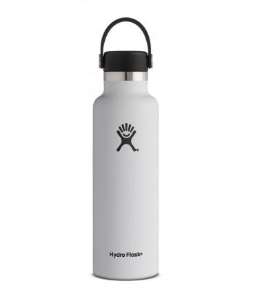 Hydro Flask - Standard Mouth 21oz - White