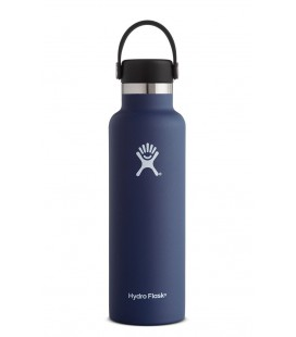 Hydro Flask - Standard Mouth 21oz - Blau