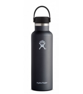 Hydro Flask - Standard Mouth 21oz - Negro