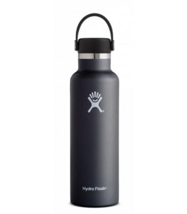 Hydro Flask - Standard Mouth 21oz - Negro