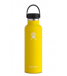 Hydro Flask - Standard Mouth 21oz - Lemon
