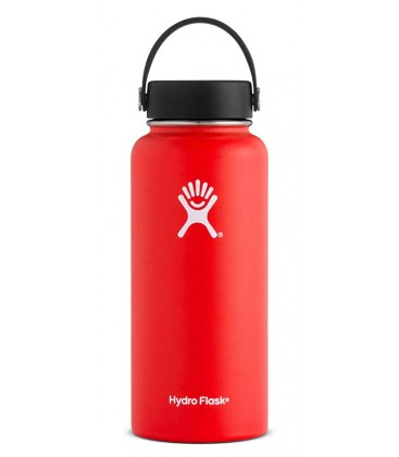 Hydro Flask - Wide Mouth 32oz - Negre