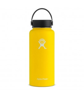Hydro Flask - Wide Mouth 32oz - Lemon