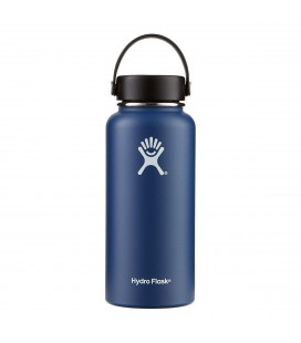 Hydro Flask - Wide Mouth 32oz - Blau