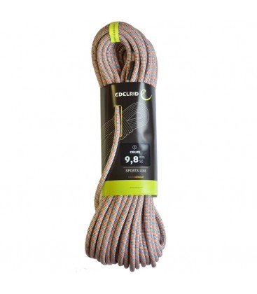 ROPE CEUZE 9,8mm - 70m -EDELRID - Icemint color