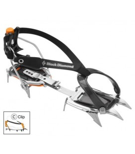 CONTACT CLIP Crampons - Black Diamond