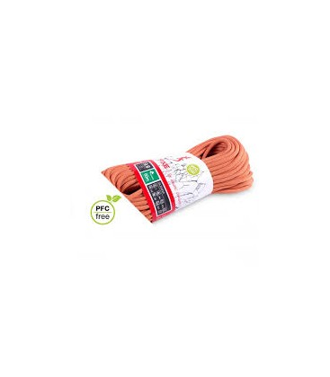 SIURANA's ROPE 9.6 mm x 80m  - ROCA - ORANGE