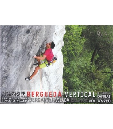 Guia d'escalada BERGUEDÀ VERTICAL