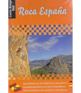 ROCA ESPAÑA Climbing Guidebook - SOUTH COSTA BLANCA