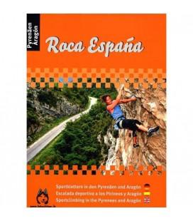 ROCA ESPAÑA Climbing Guidebook - ARAGON PYRINEES