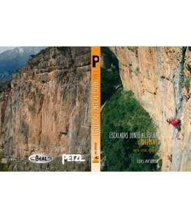 Climbing guidebook next to Ésera. Volume 1