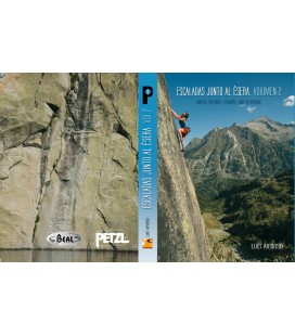 Climbing guidebook next to Ésera. Volume 2