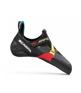 ARPIA  Black Red  SCARPA