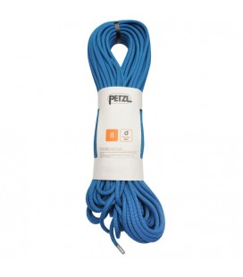 Corda Rumba - 8MM - 60M - PETZL - COLOR BLAU