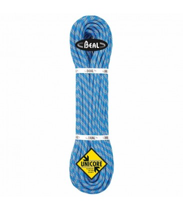 Corda Iceline - 8,1MM - 60M - BEAL - COLOR BLAU