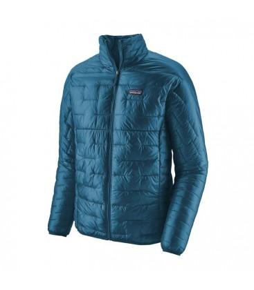 Micro Puff Hoody Men's - Patagonia - Balkan Blue