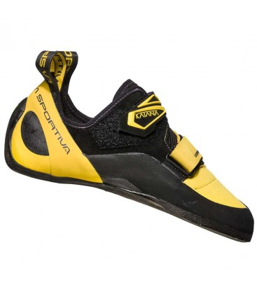 Katana  Yellow Black - La Sportiva