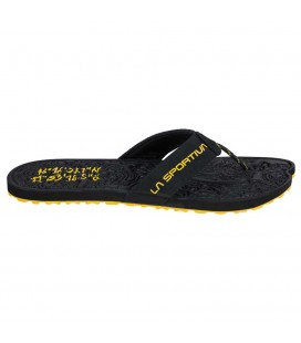 Jandal - Black/Yellow - La Sportiva
