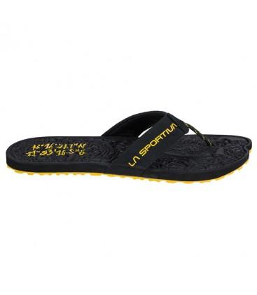 Jandal - Black/Yellow - La Sportiva