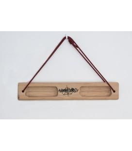 Pandemia Portable hangboard - KoronaBoards