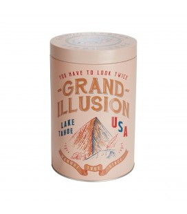 Lata Grand Illusion - Pure Collectors Chalk - Mammut