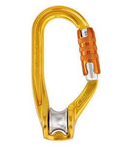 Rollclip A Triact-Lock - Petzl