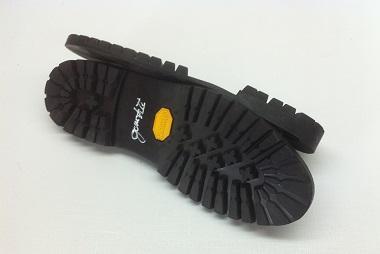 Reparación de botas con suela Vibram Breithorn