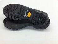 reparación de botas con suela clusaz