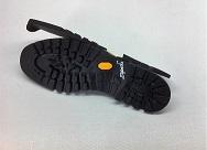reparación de botas con suela vibram mulaz