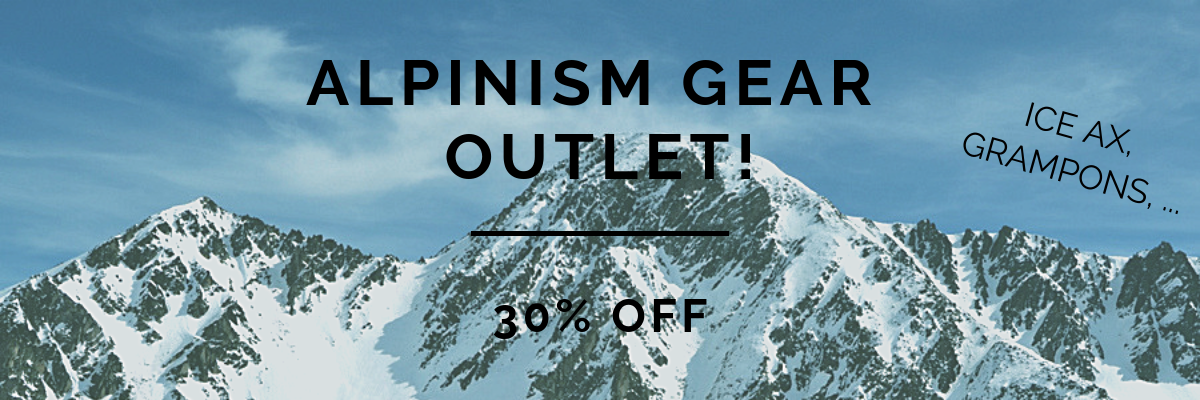 ALPINISM GEAR OUTLET