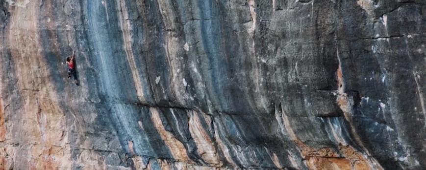 Siurana, el paradís de l'escalada esportiva